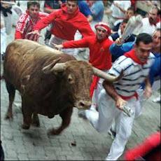 A correr, Pamplona se viste de gala Llegan las fiestas de San Fermín 2009