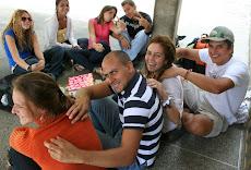 Universidad Nueva Esparta Inicio de clases, este lunes 24 de Agosto de 2009