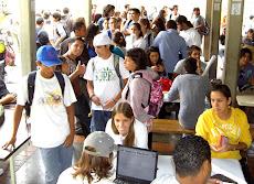 Masiva asistencia 10% de la población UNE asistió  al Operativo de actualización de datos CNE