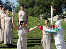 Fuego olímpico para Juegos de Invierno 2010 partirá este jueves desde Olimpia