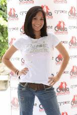 Arleyn Peyre de la Universidad Nueva Esparta es una de las cinco finalistas de Chica Universia