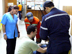 La importancia de tener gente preparada en Primeros Auxilios, EMERGENCIA en la UNE
