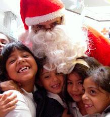 Faltan pocos dias ya te llegaron dos tarjetas deseándote  una Feliz Navidad y Próspero 2010