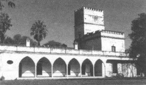 Casco Histórico de la CHACRA DE LOS TAPIALES