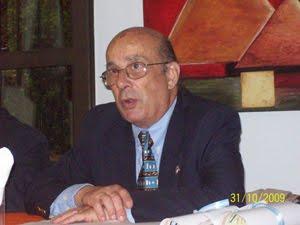 Horacio Callegari - Historiador - Partido de Tres de Febrero