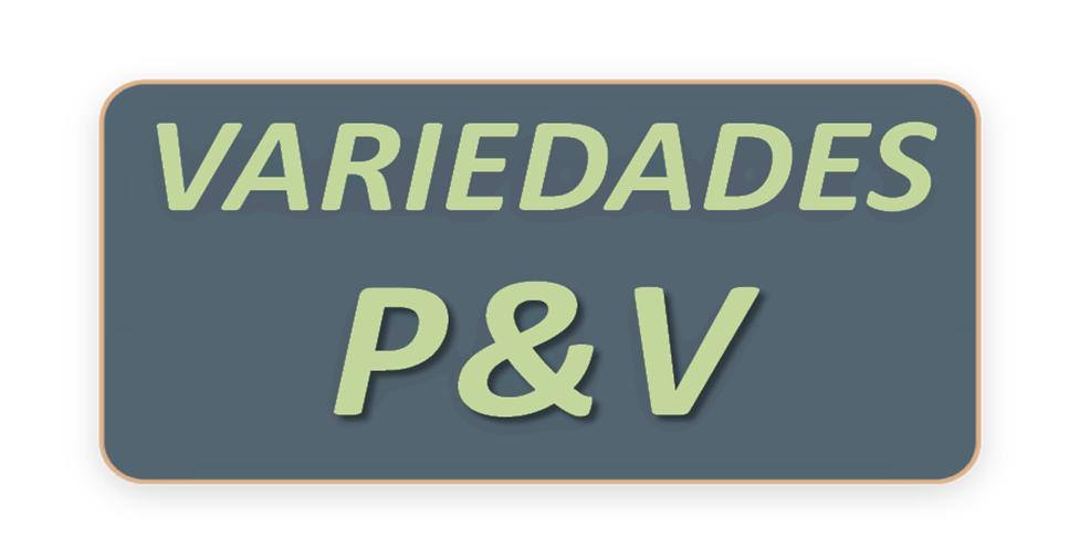 Variedades P&V