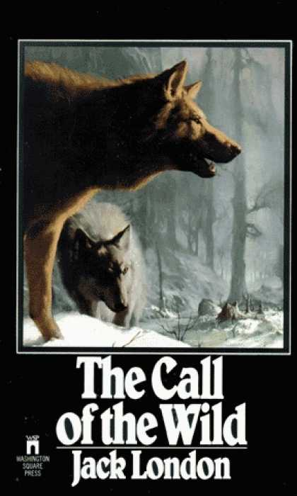 book cover of The Call of the Wild, White Fang And Other Stories by Jack