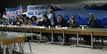 Reunión en Diputados por dictamen de Ley de Glaciares