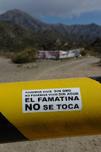 La Rioja . La lucha contra Barrick