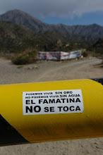 La Rioja . La lucha contra Barrick