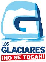 campaña Los glaciares no se tocan
