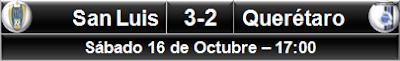 San Luis 3-2 Querétaro