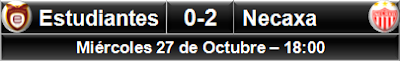 Estudiantes UAG 0-2 Necaxa