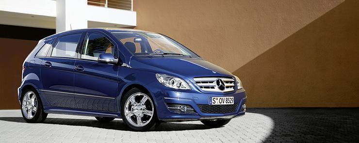İşte bu özelliklere sahip Mercedes B 160 ın fiyatları şöyle: