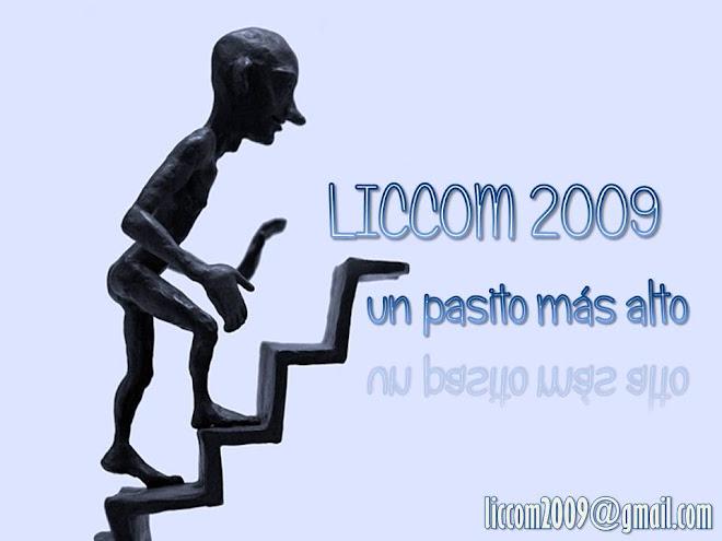 LICCOM 2009
