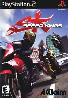 Speed Kings [Games Ps2]