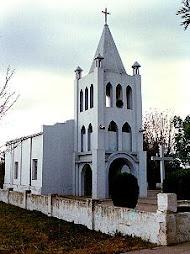 Templo parroquial Moisés Ville
