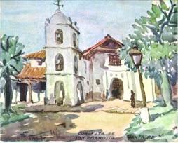 Templo padres franciscanos Santa Fe