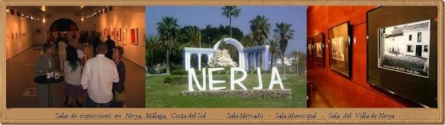 Salas de exposiciones en Nerja, Málaga, Costa del Sol