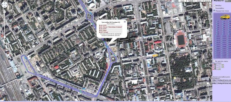Google-Maps-Live-Traffic-Novosibirsk