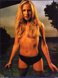 topless Julie Benz
