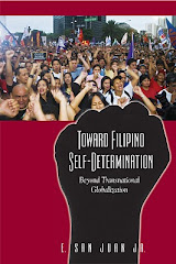 TOWARD FILIPINO SELF-DETERMINATION