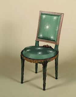 Southern folk artist antiques dealer collector shell for Chateau de la chaise