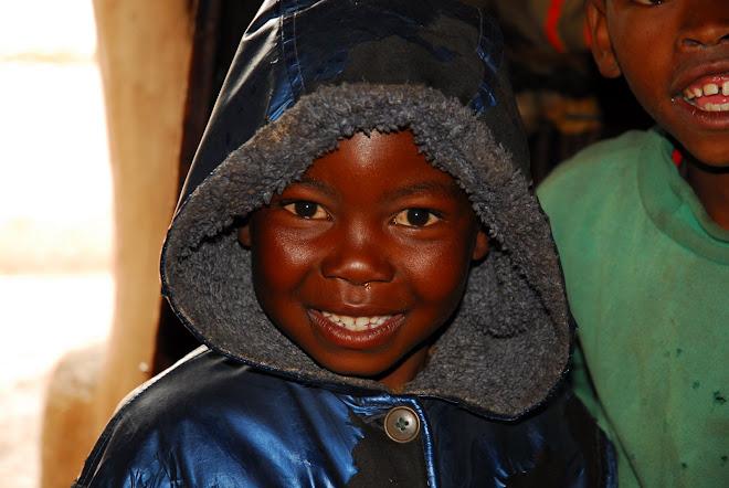 Niño de Lesotho