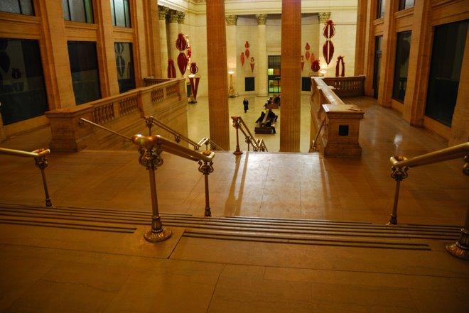"""¿Alguien se acuerda de """"Los Intocables de Elliot Ness"""" y estas escaleras de la Union Station?"""
