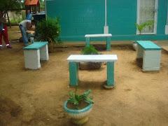 plazas pintadas