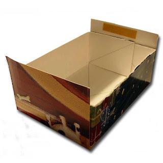xmascard box9 Christmas Card Gift Box