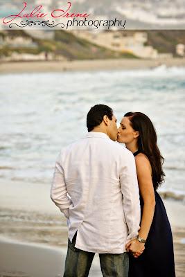 Beach Engagement Photographer