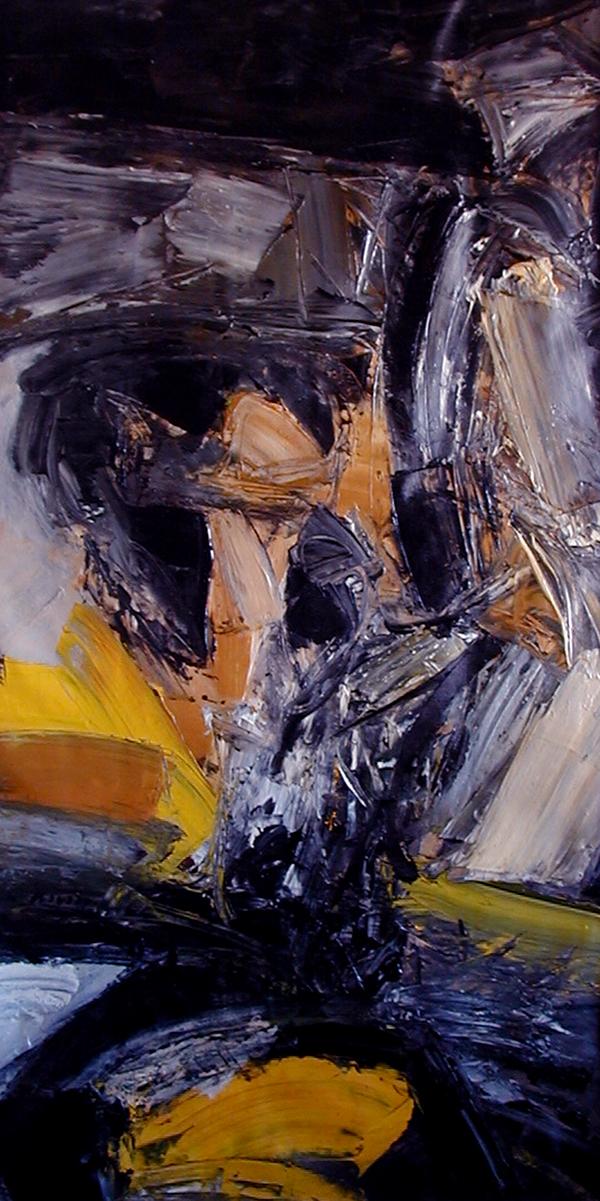 "FIGURAL II ( "" Vincent "" )"