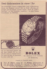 Rolex Advert. ca.50s