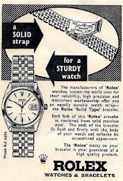 Rolex Advert ca.60s