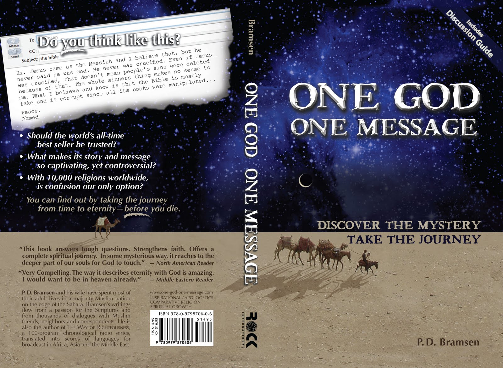 One God One Message - Full Cover
