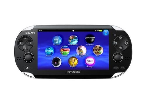 The Sony PSP2 a.k.a NGP (Next