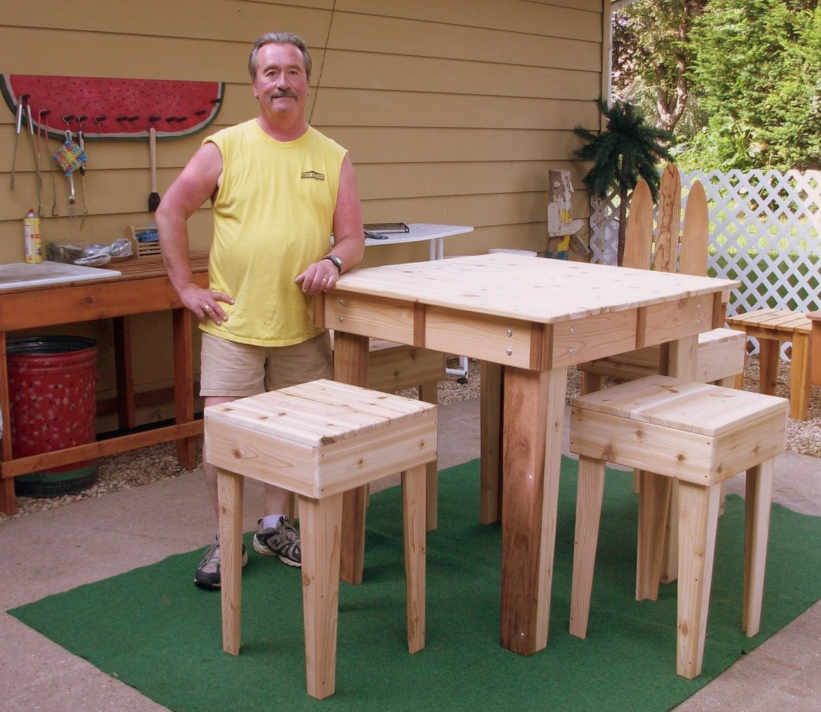 build a pub table