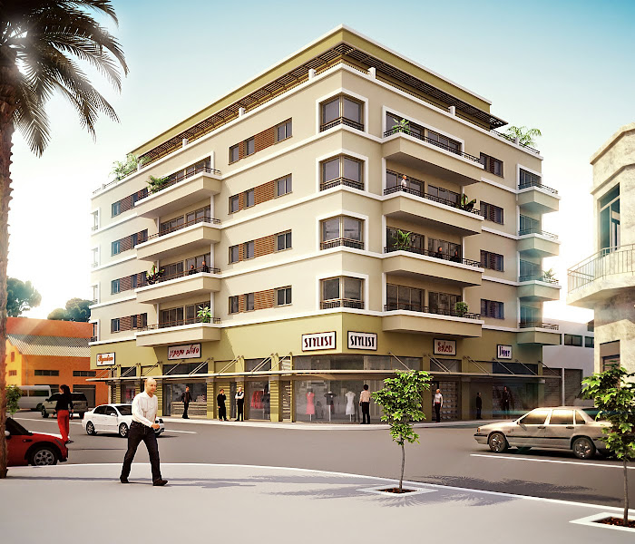 Our project in Tel-Aviv
