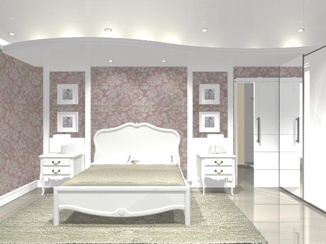 decoracao de interiores estilo romântico:Decoração de interiores – Studio Redecorando: Decoração – Suite do