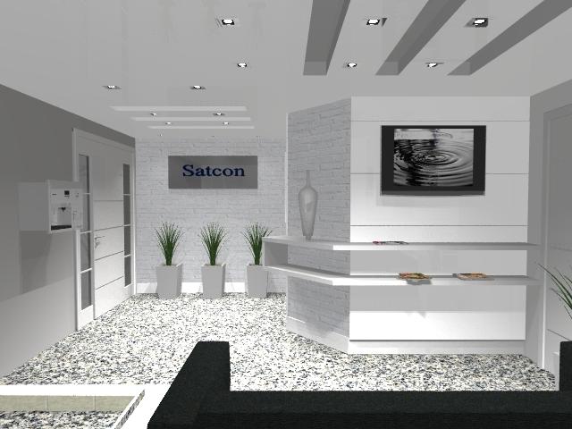 Decoração de interiores - Studio Redecorando: Escritório decorado