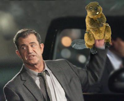mel gibson beaver. Mel Gibson Likes Beavers