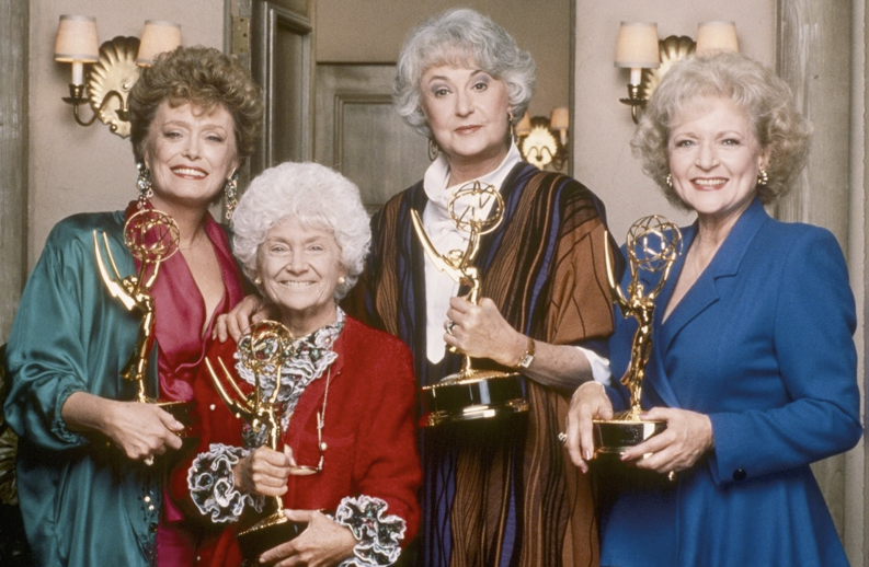 Film Experience Blog The Golden Girls Rue Mcclanahan