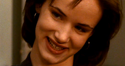 Juliette Lewis in Husbands and Wives