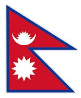 L'origine et la signification des drapeaux Drapeau-nepal