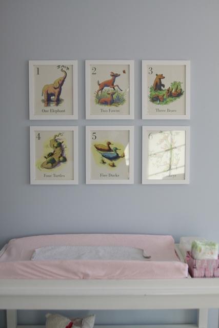 Bambina babe nursery diaries part 2 for Beacon gray paint