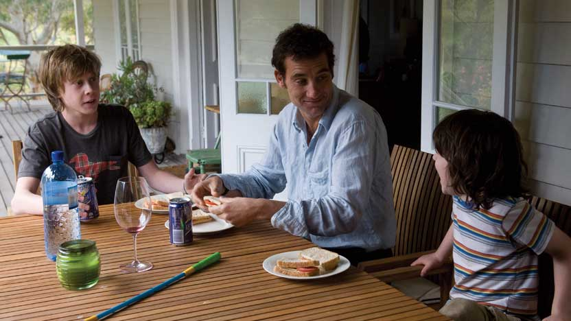 Clive Owen is definitely a movie star. If you haven't figured that out from ...