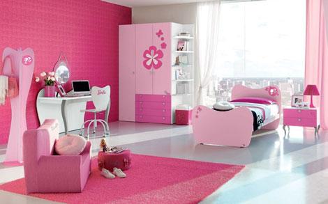 Juegos de barbie barbie decoraci n for Precios de dormitorios infantiles