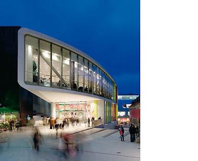 design ideas shopping centre design stadtgalerie ece heilbronn germany blocher and blocher. Black Bedroom Furniture Sets. Home Design Ideas