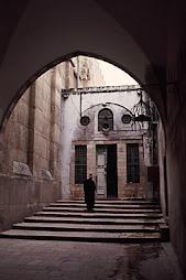 الكنيسة القبطية بالقدس
